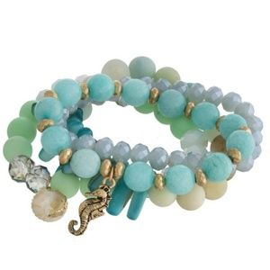 Jewelry - Beachy Stretch Bracelet